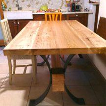 tavolo calandrato